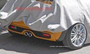 MINI Cooper S 2014 Diffusor