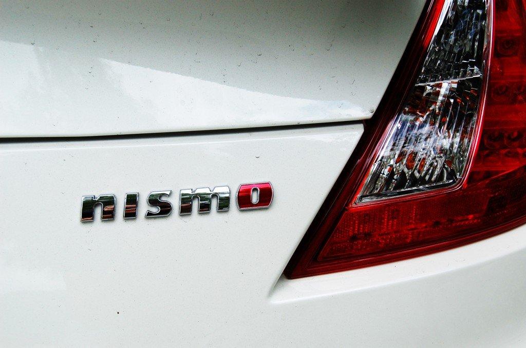 Nismo Logo 370Z