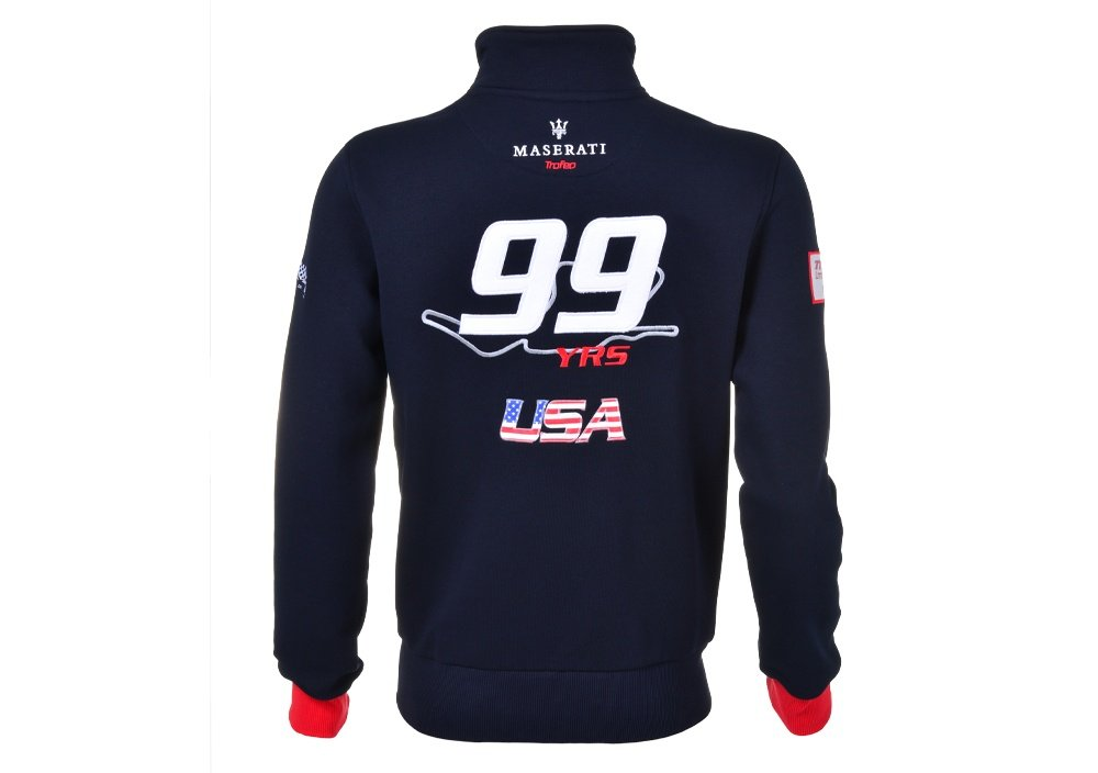 Maserati Sweatshirt USA Limited Edition