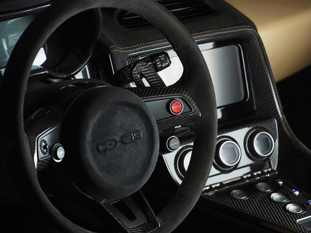 Jaguar C-X75 Interior