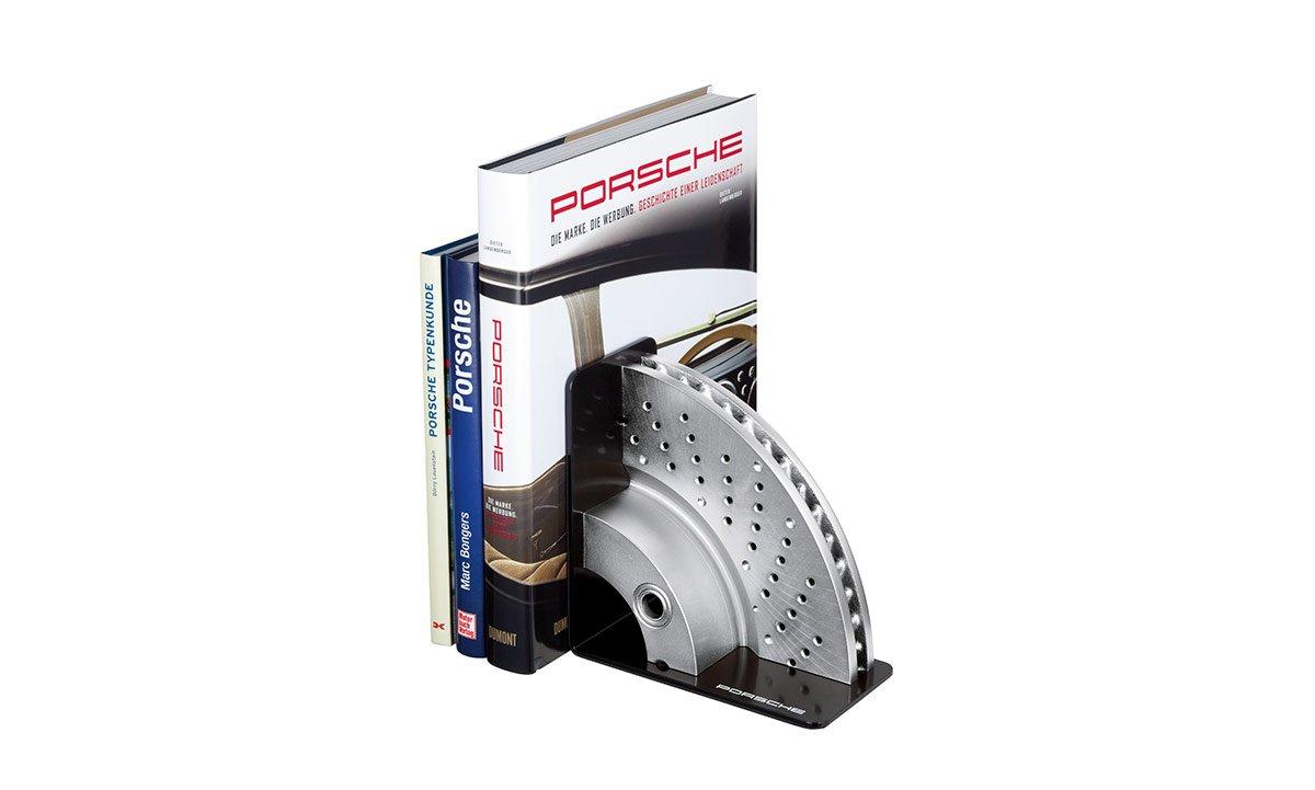 Porsche Bremsscheiben Buchstütze