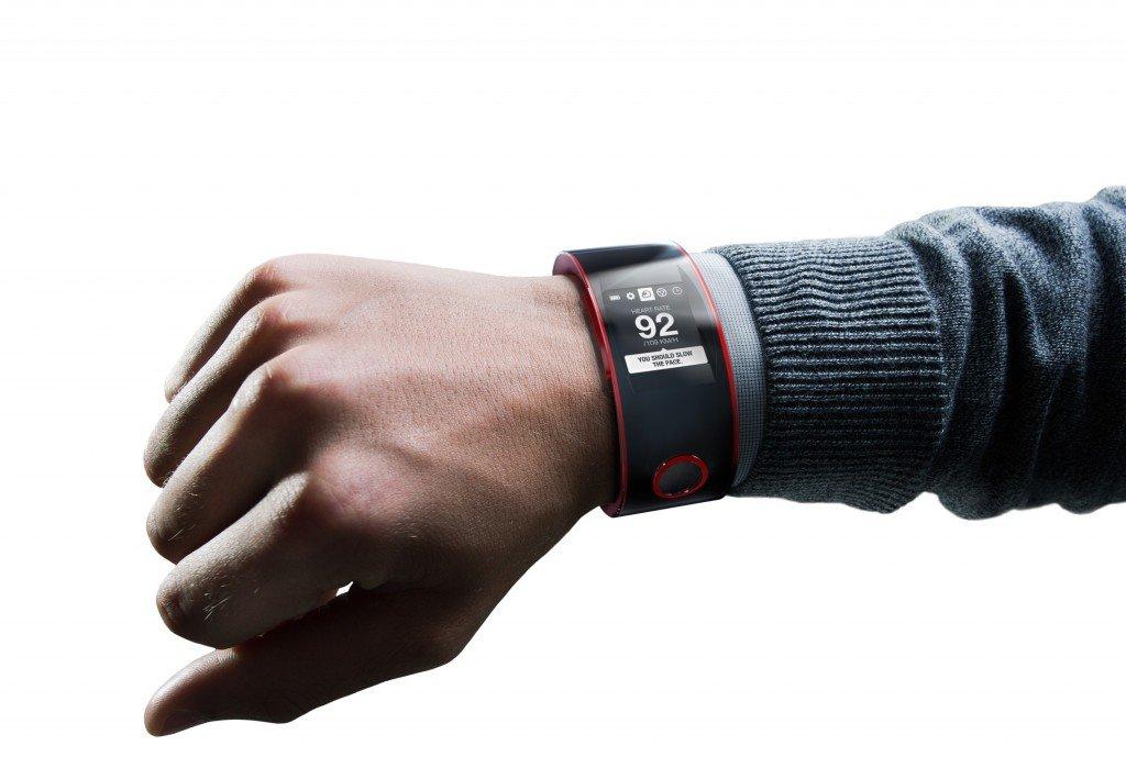 Nissan Nismo Smartwatch Concept