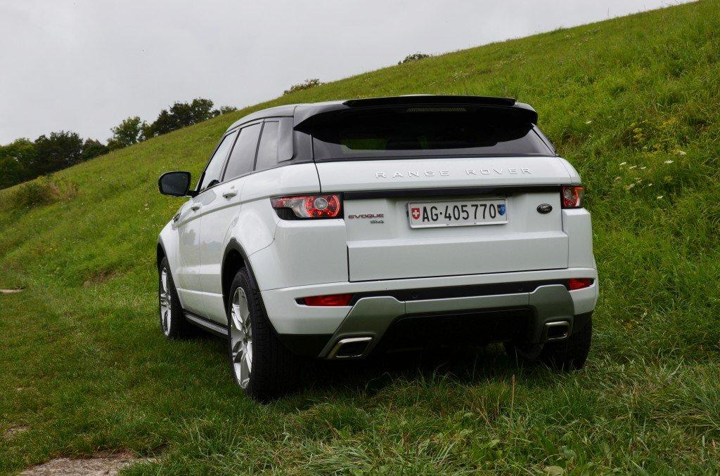 Fahrbericht: Range Rover Evoque Si4