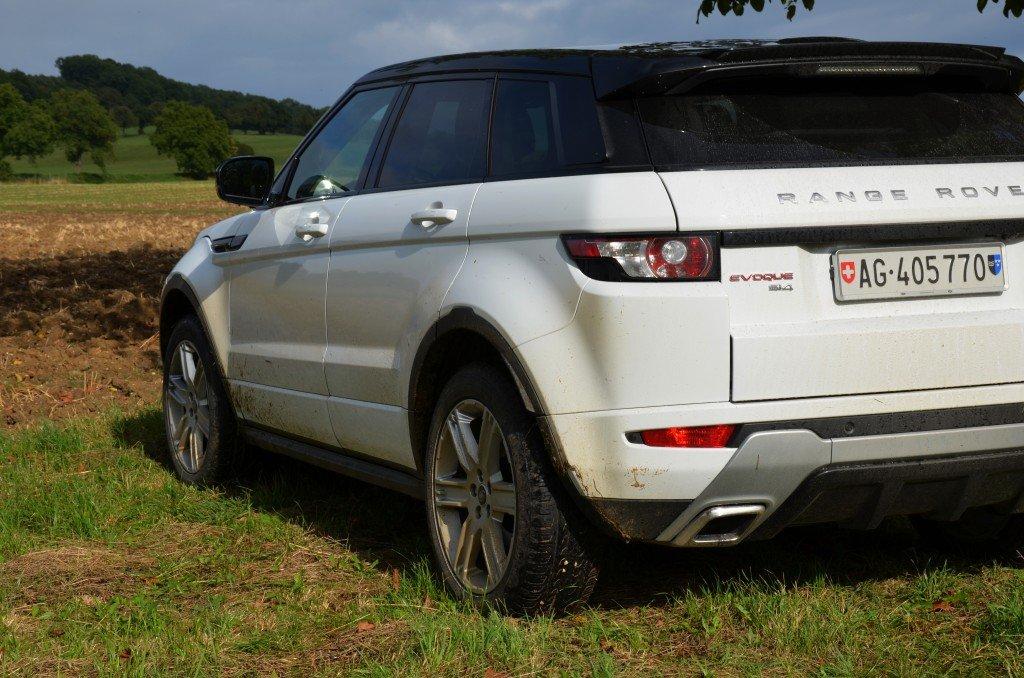 Range Rover Evoque Offroad