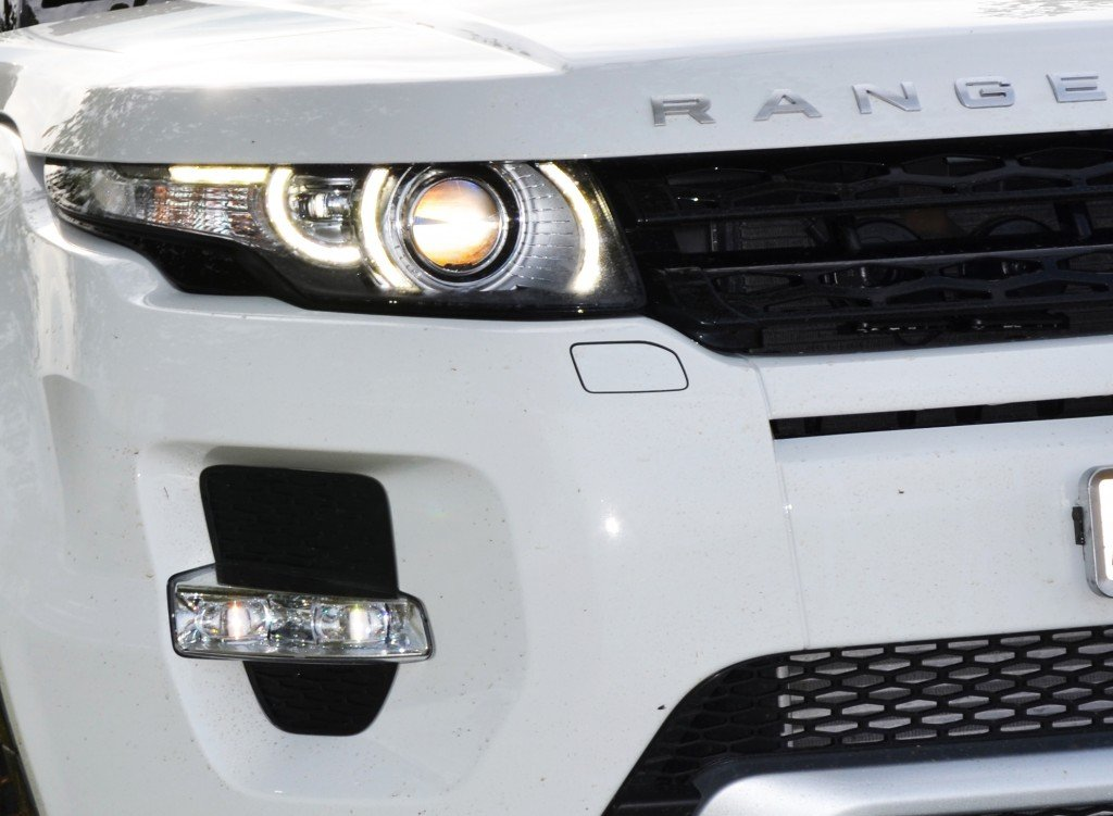 Range Rover Evoque LED Daylight