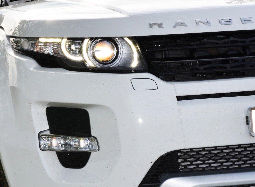 Range Rover Evoque LED Daylight