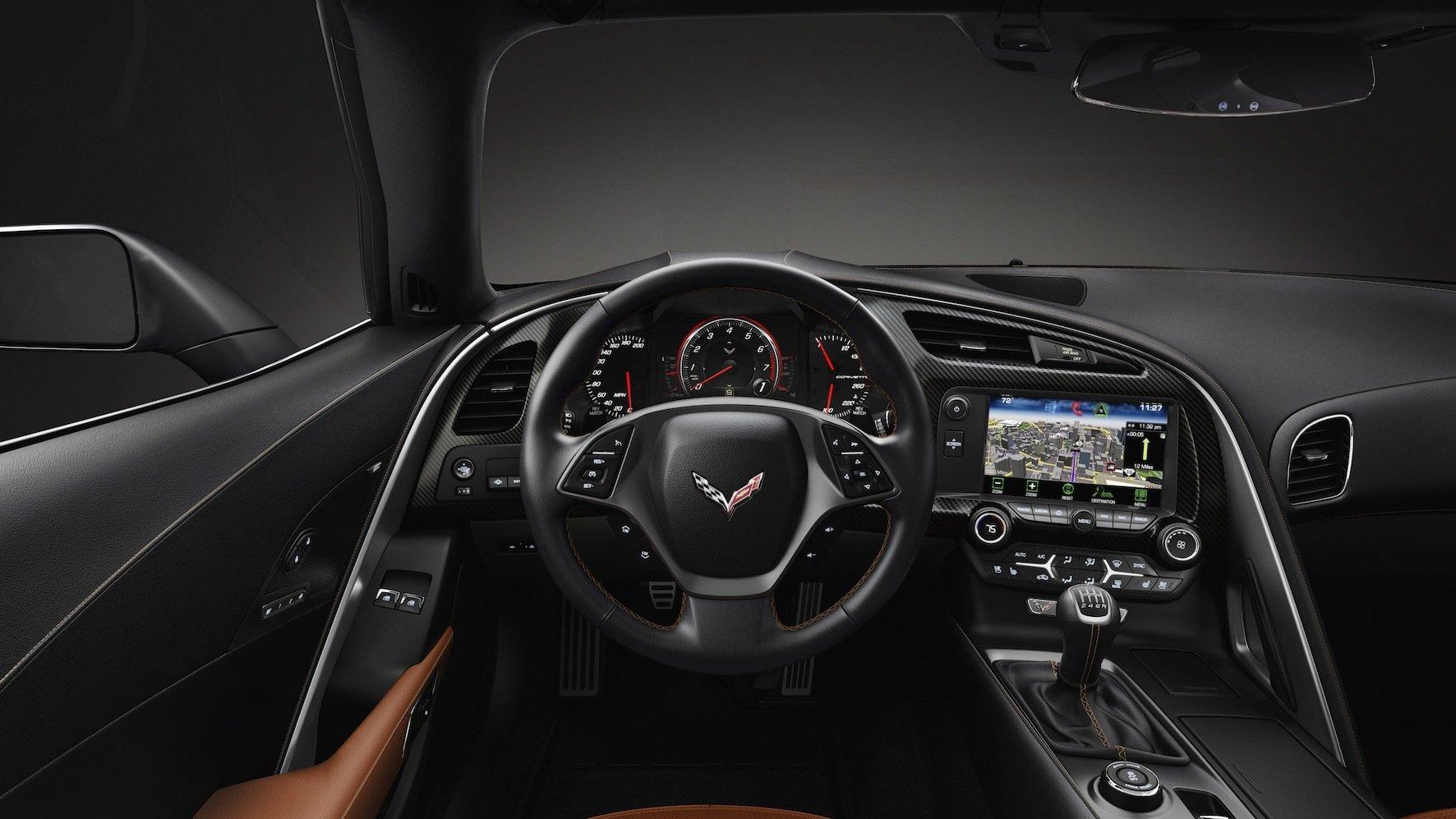 Chevrolet MyLink Corvette Stingray