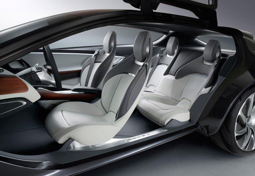 Opel Monza Concept Interior