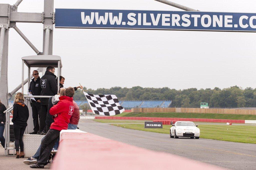 Nissan GT Academy Silverstone