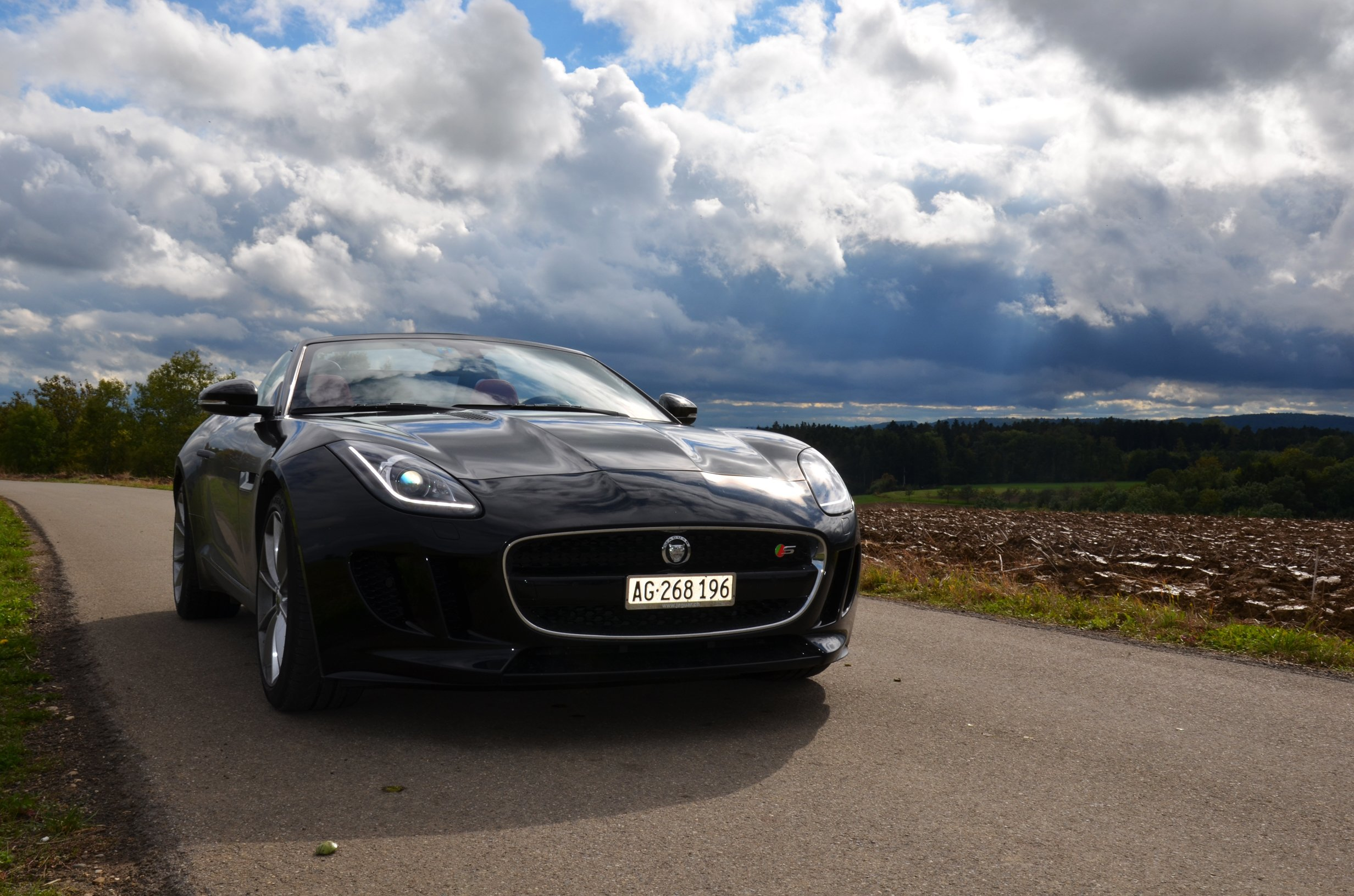Fahrbericht: Jaguar F-Type V6 S