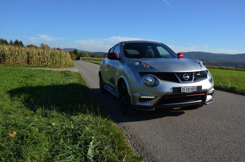 Nissan Juke Nismo 4x4