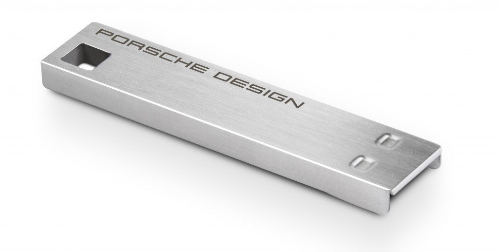 LaCie Porsche Design USB Key