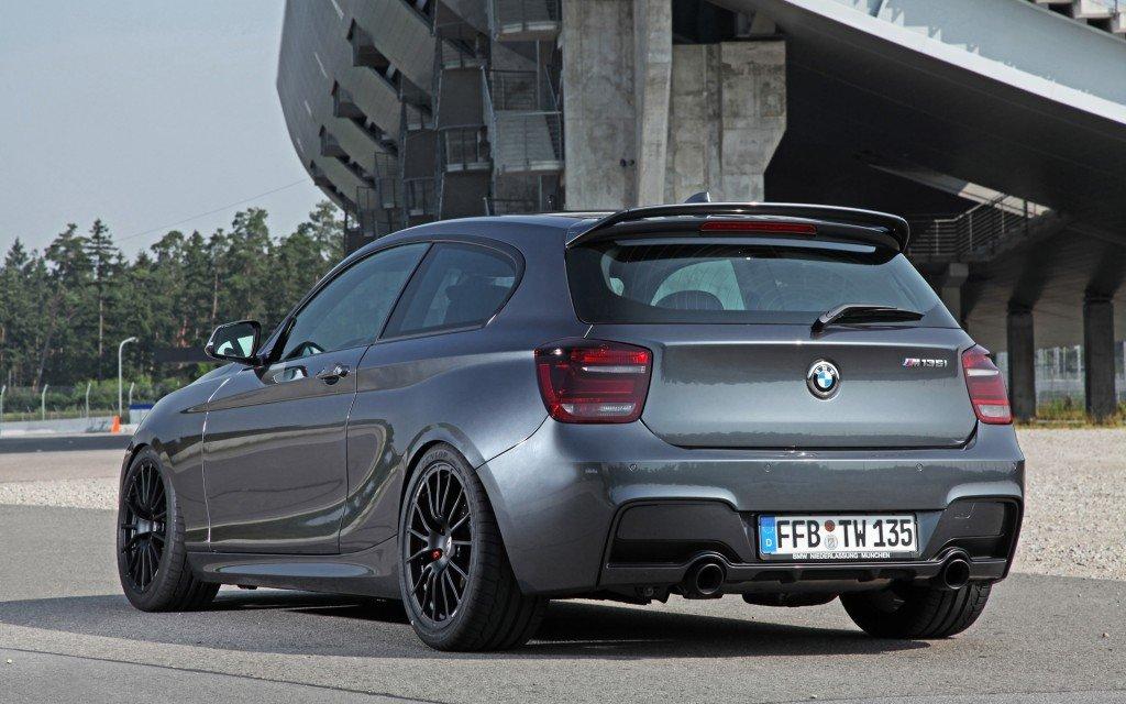 Tuningwerk BMW M135i RS Diffusor