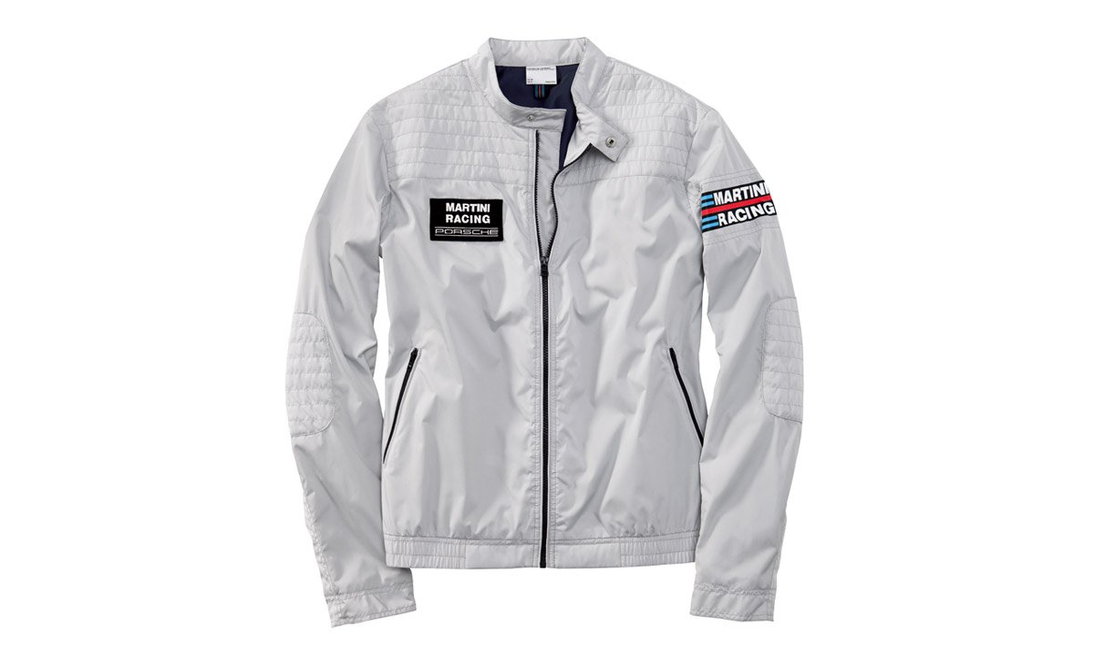 Porsche Martini Windbreaker