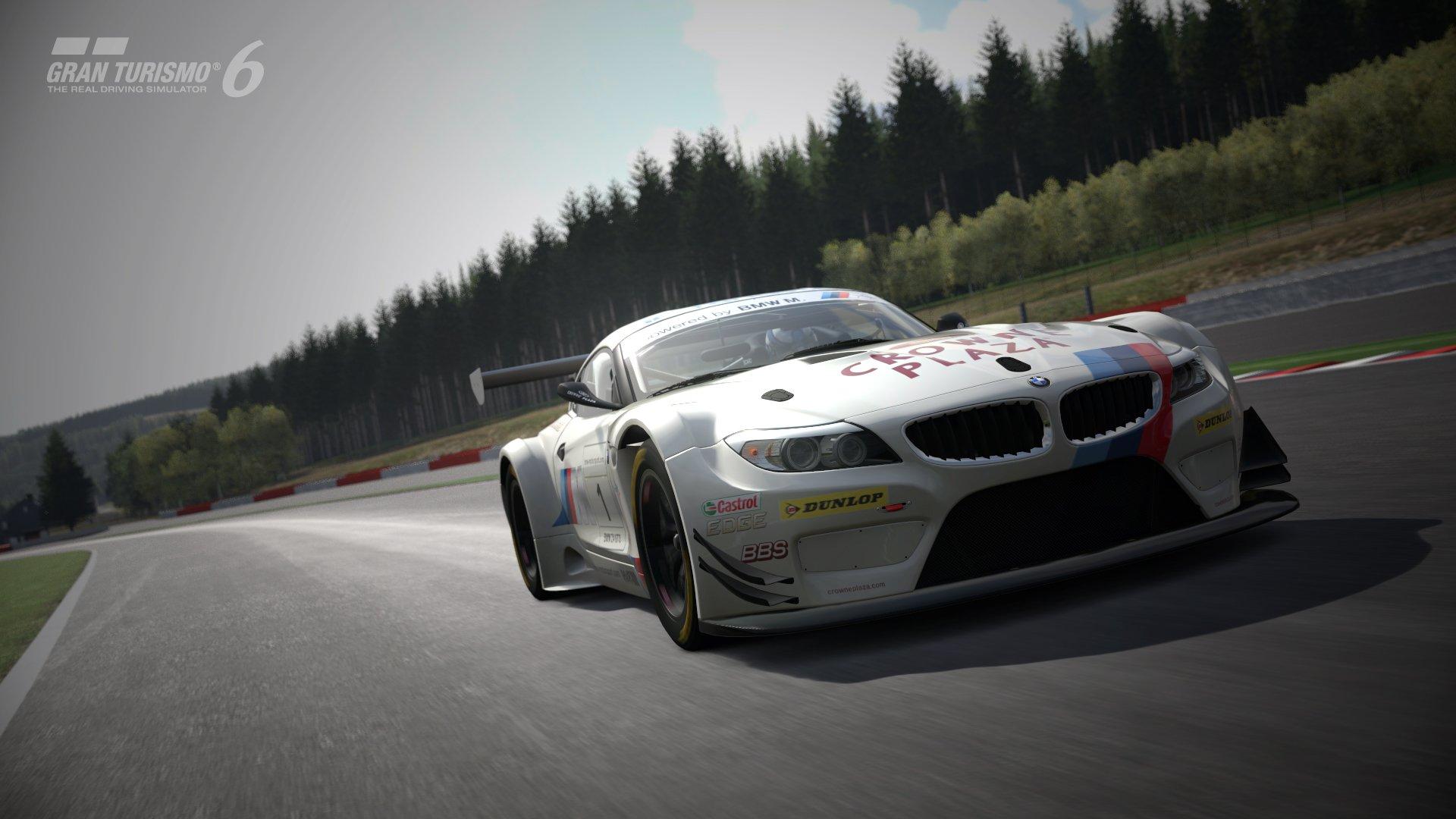 Gran Turismo 6 Z4 GT3