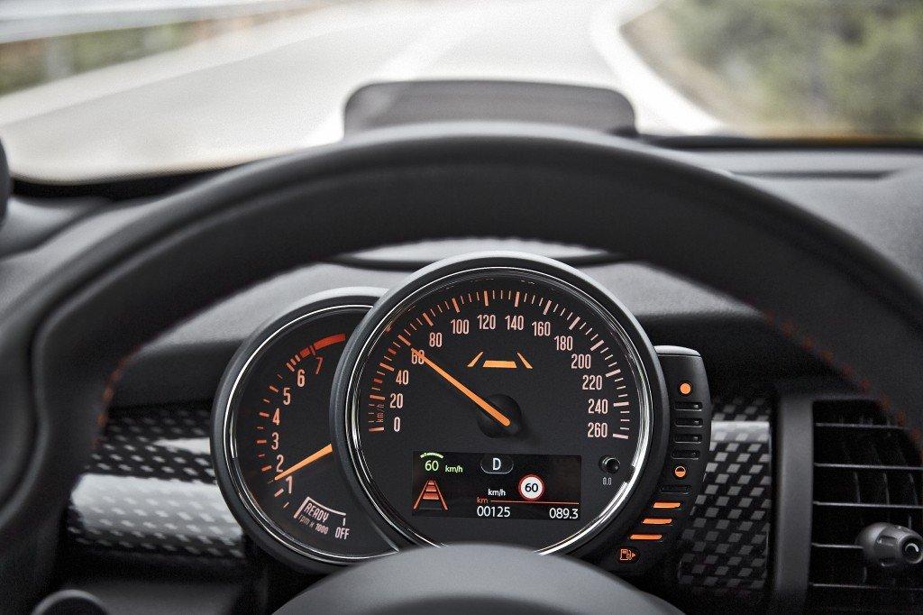 MINI Cooper S F56 Interior
