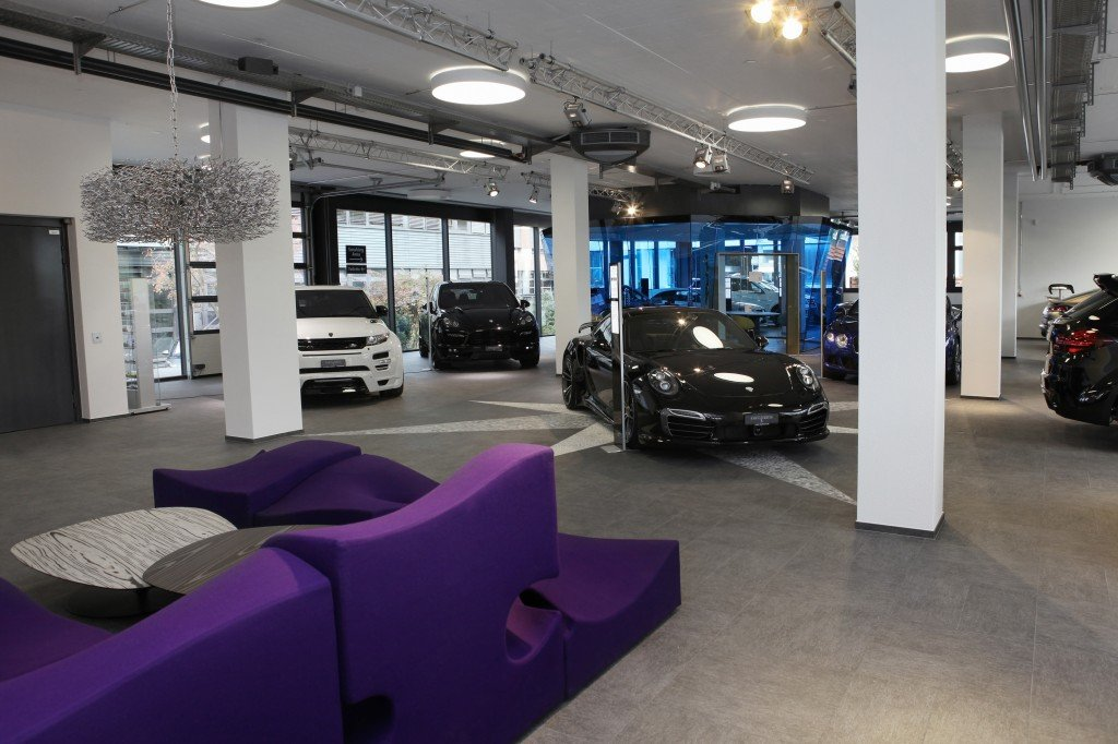TECHART Showroom