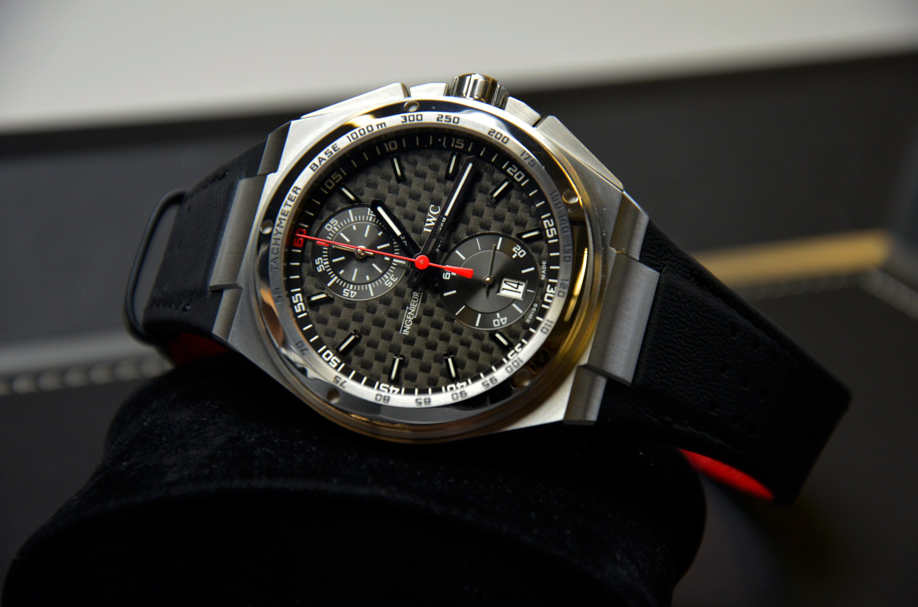 IWC Big Ingenieur Chronograph Edition AMG IW378407
