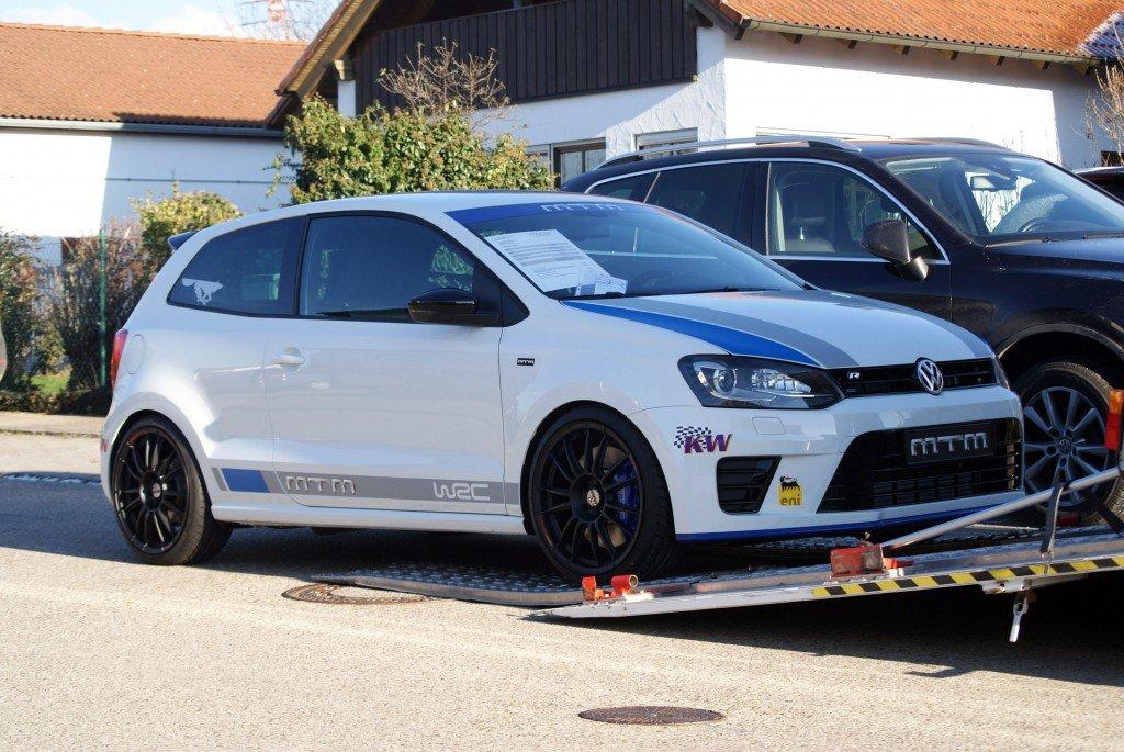 MTM VW Polo R WRC