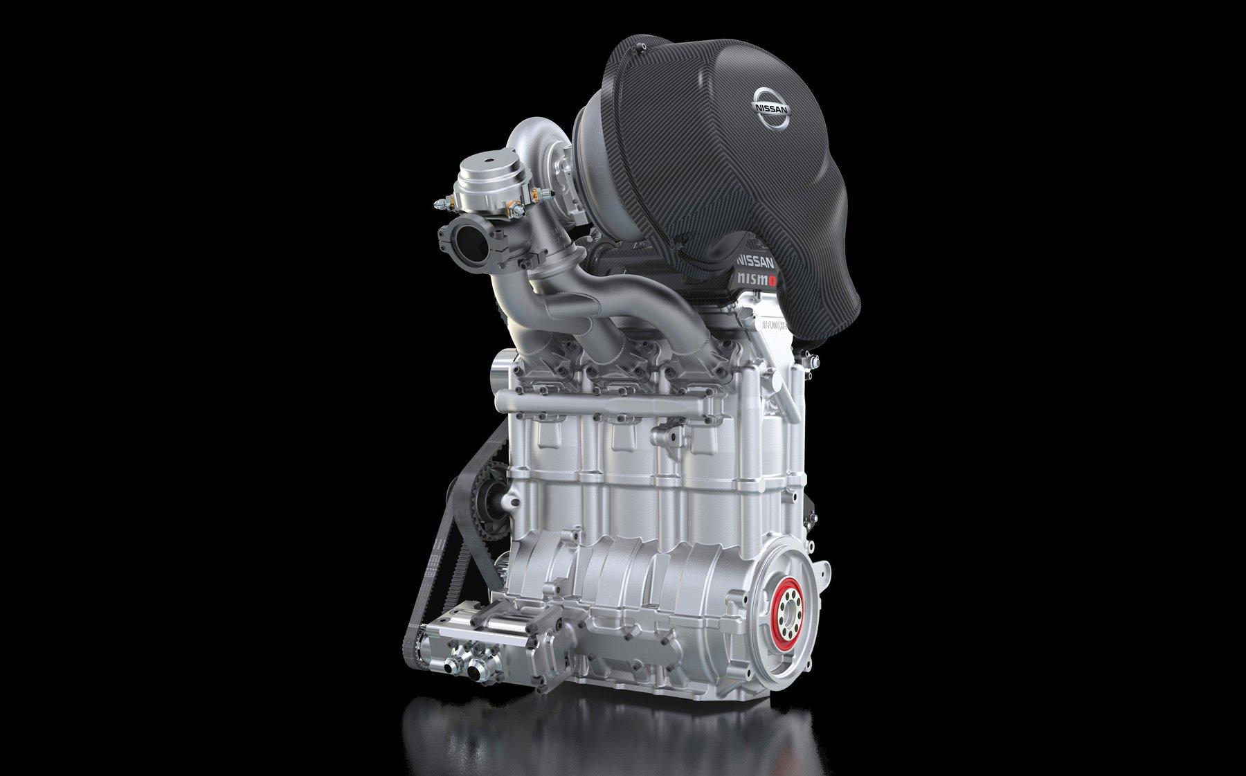 Nissan DIG-T R Motor