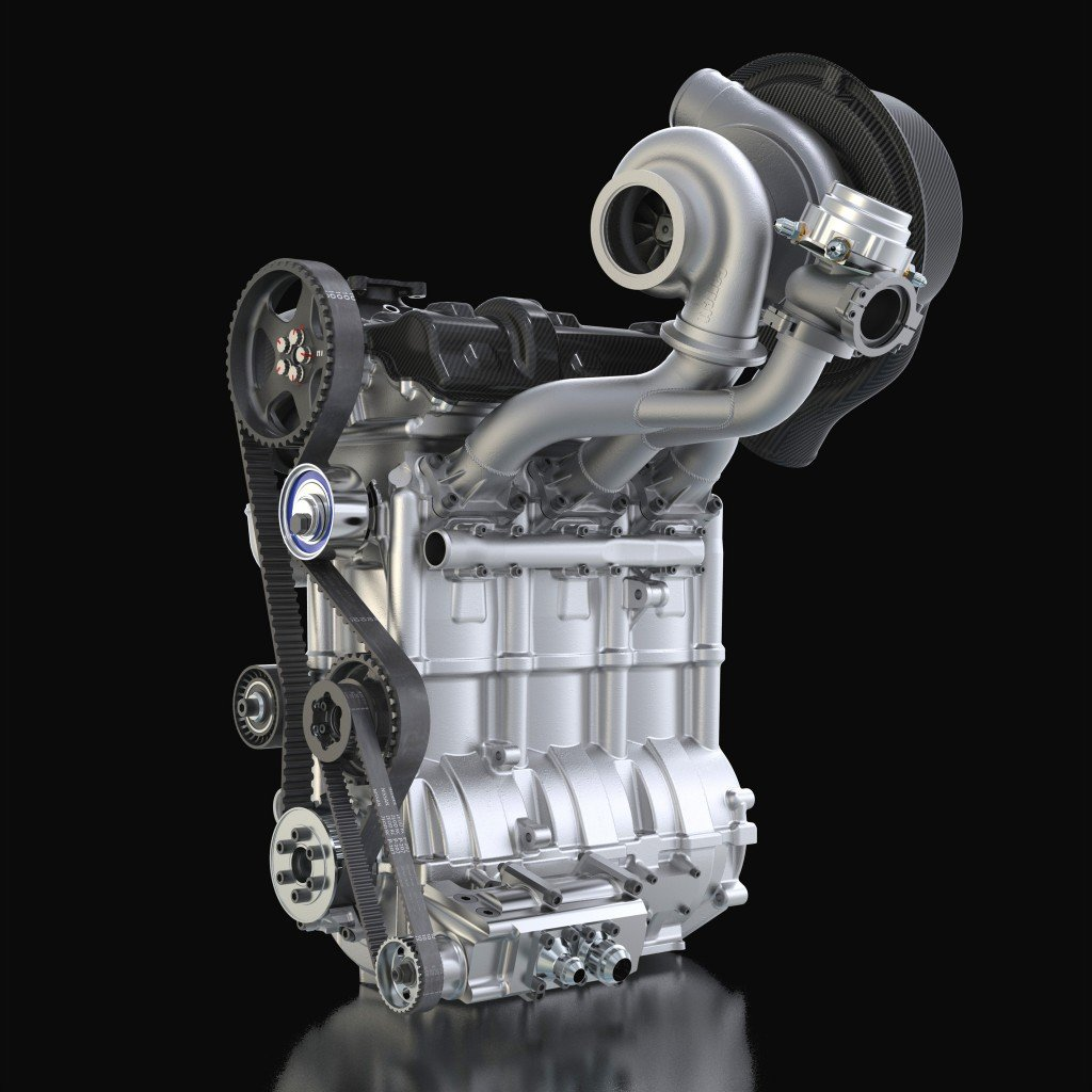 ZEOD RC Engine