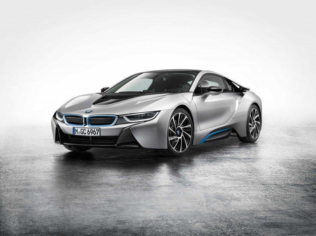 BMW i8 Laserlicht