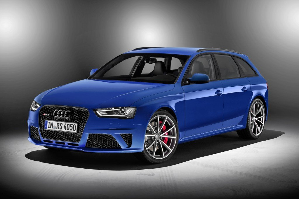 Audi RS4 Nogaro selection