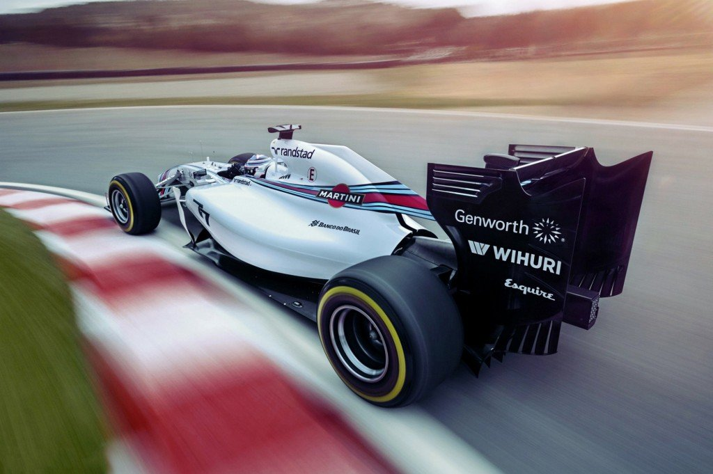 Williams Martini FW36 2014