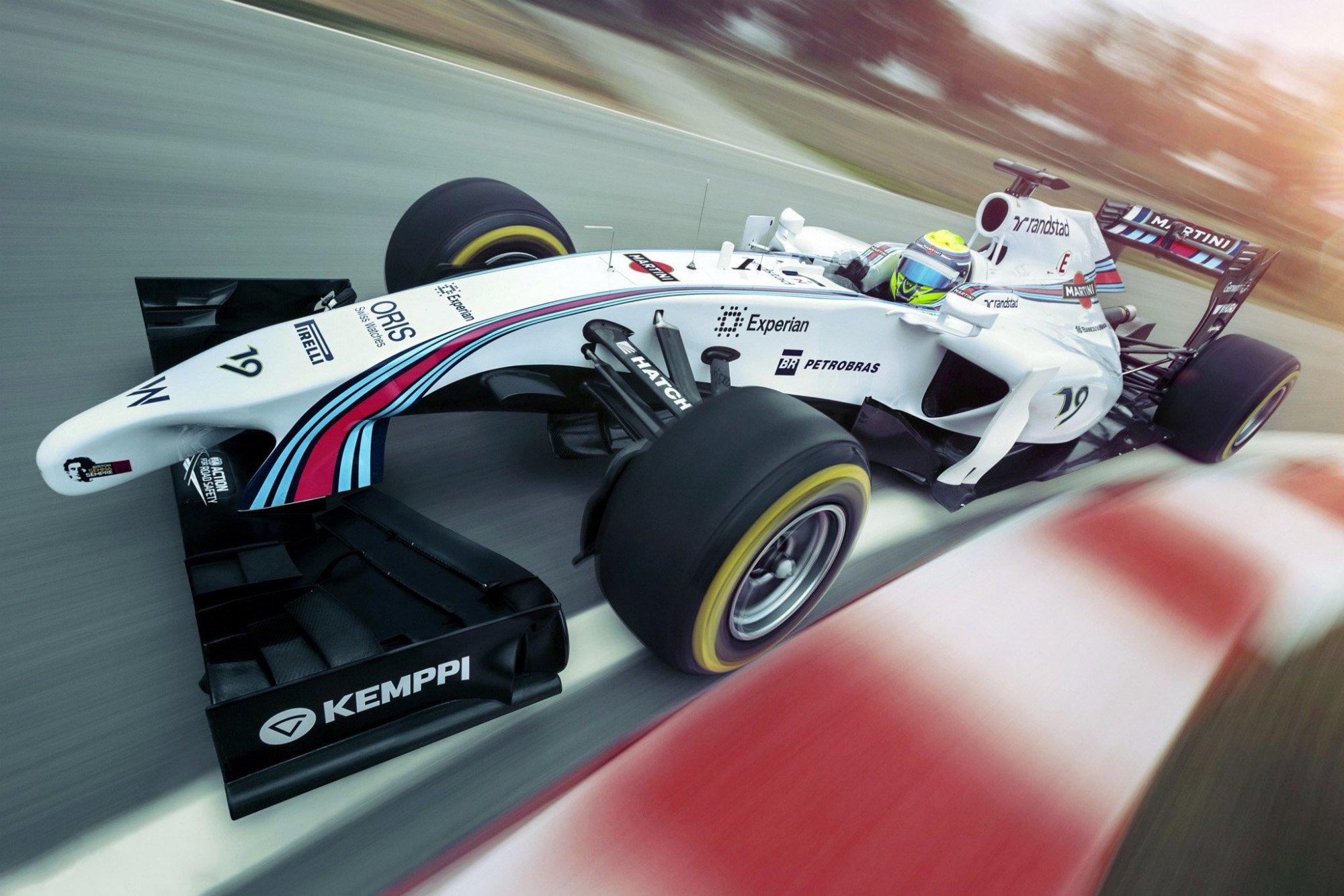 Williams Martini FW36 2014