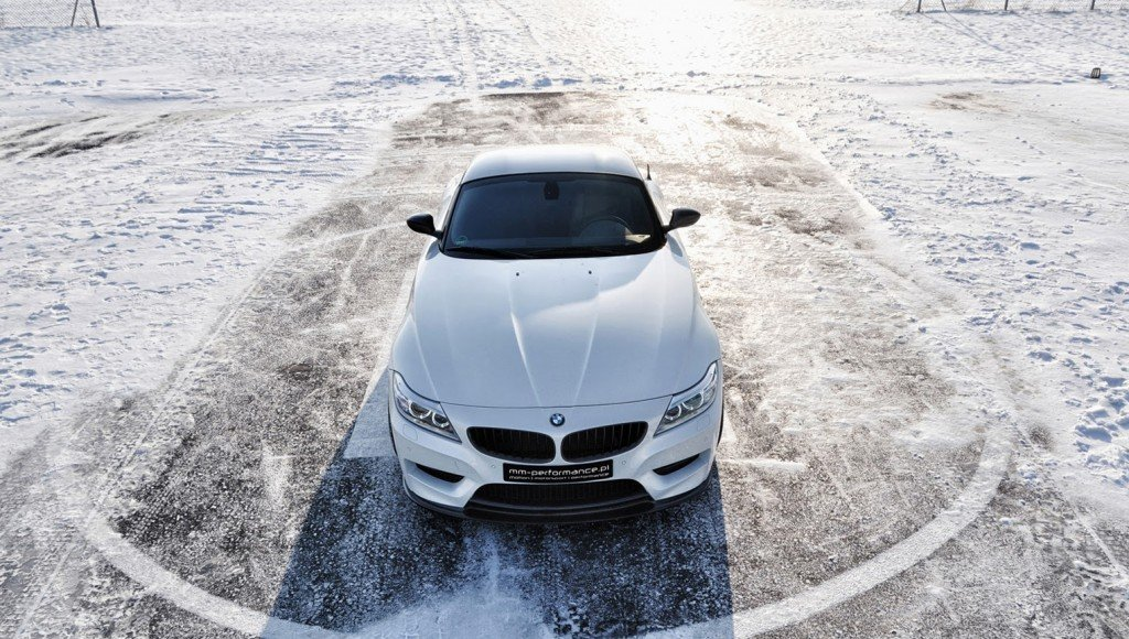 BMW Z4 sDrive35is MM-Performance