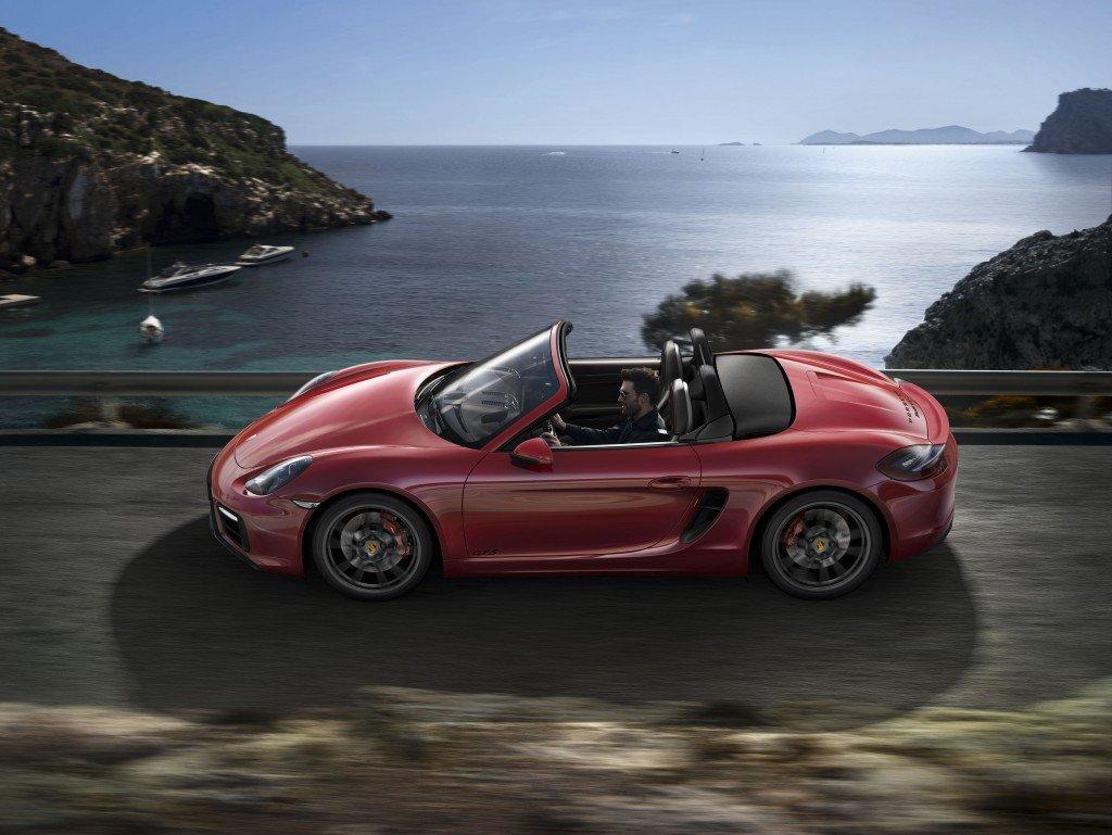 Porsche Boxster GTS