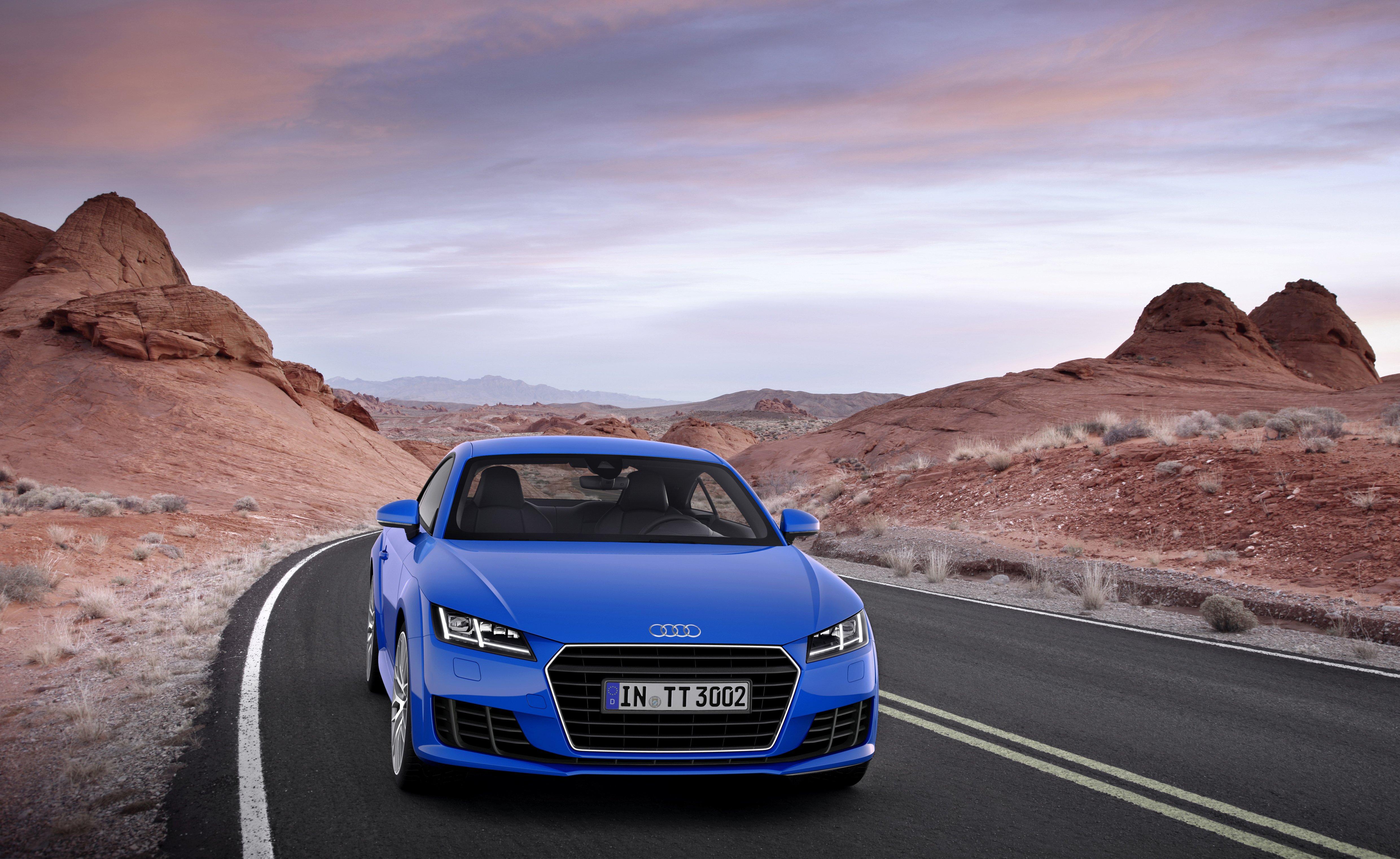 Der neue Audi TT 2014
