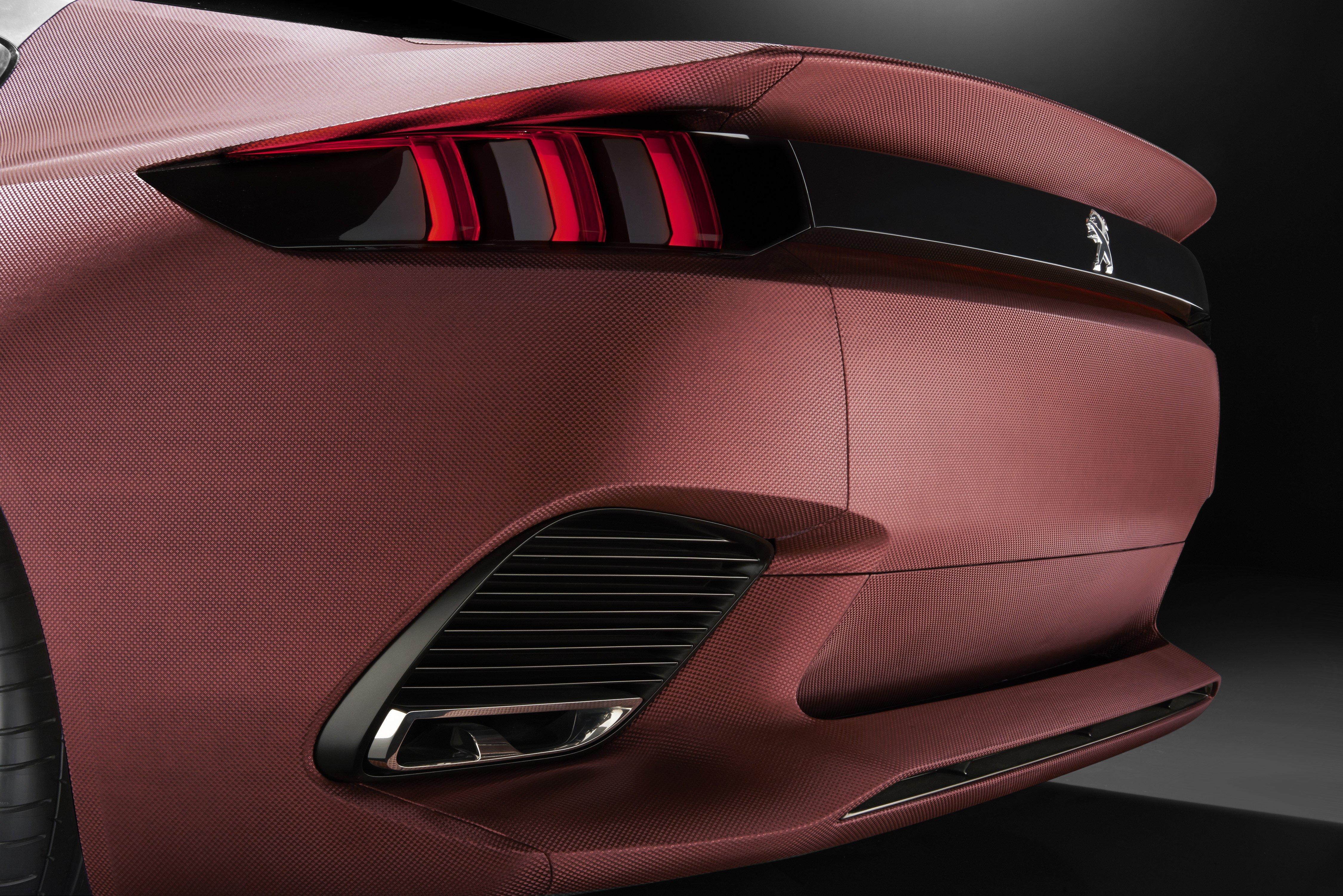 Peugeot Shark Skin
