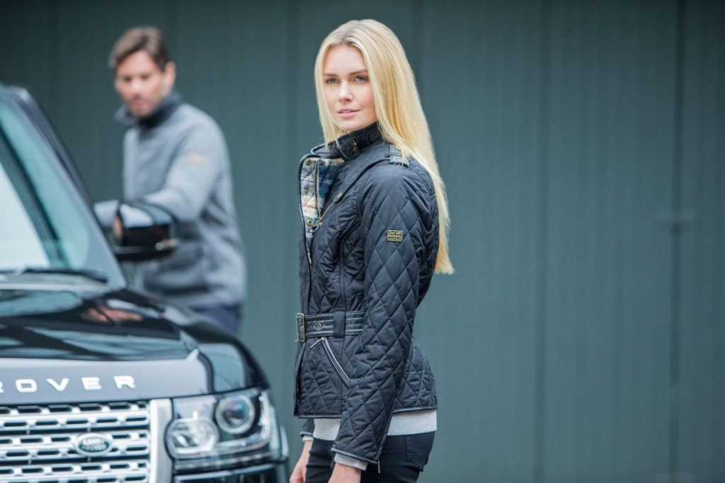 Barbour for Land Rover Kollektion