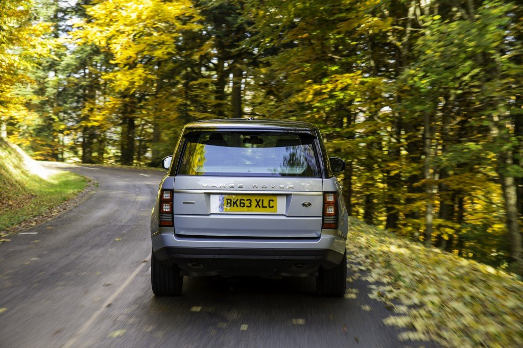 Range Rover 2014 Hybrid
