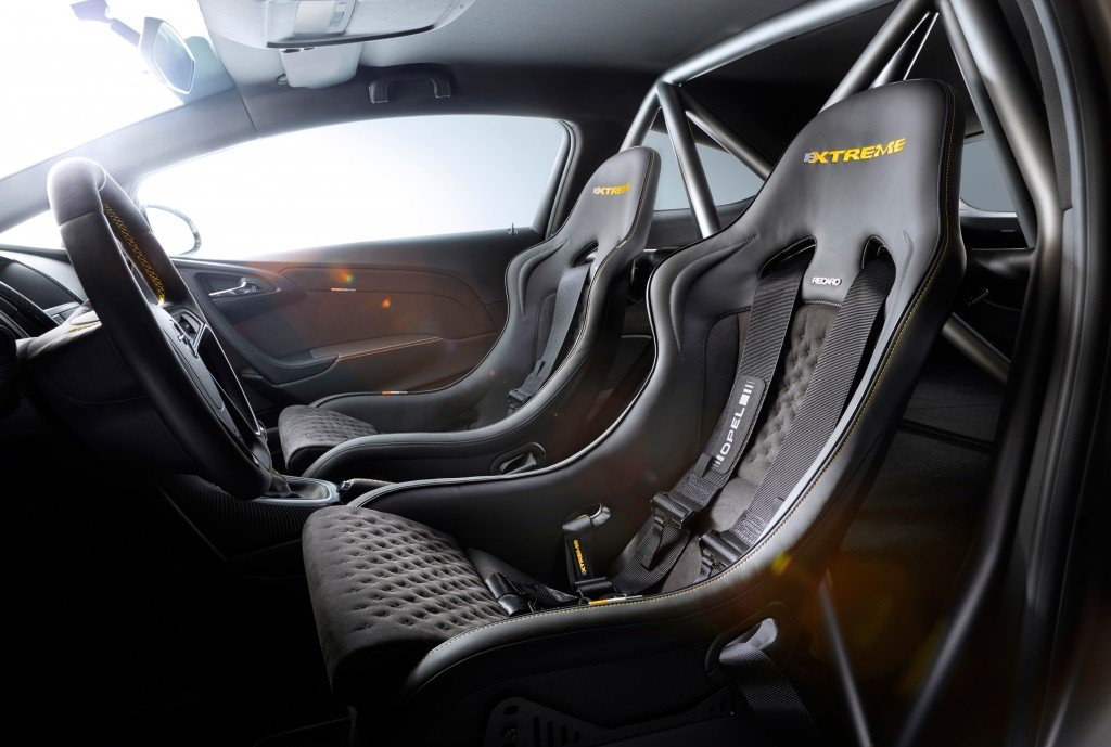 Opel Astra OPC Extreme Concept