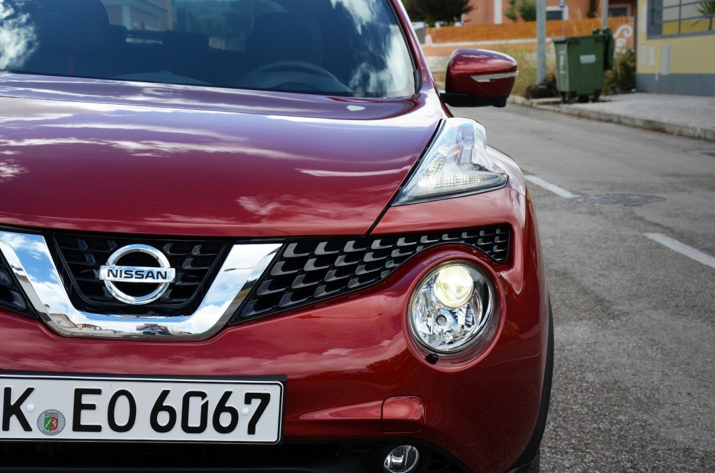 Kurztest: Nissan Juke 2014 #JukeDNA