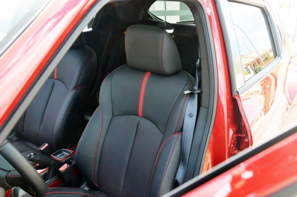 Nissan Juke Sitze