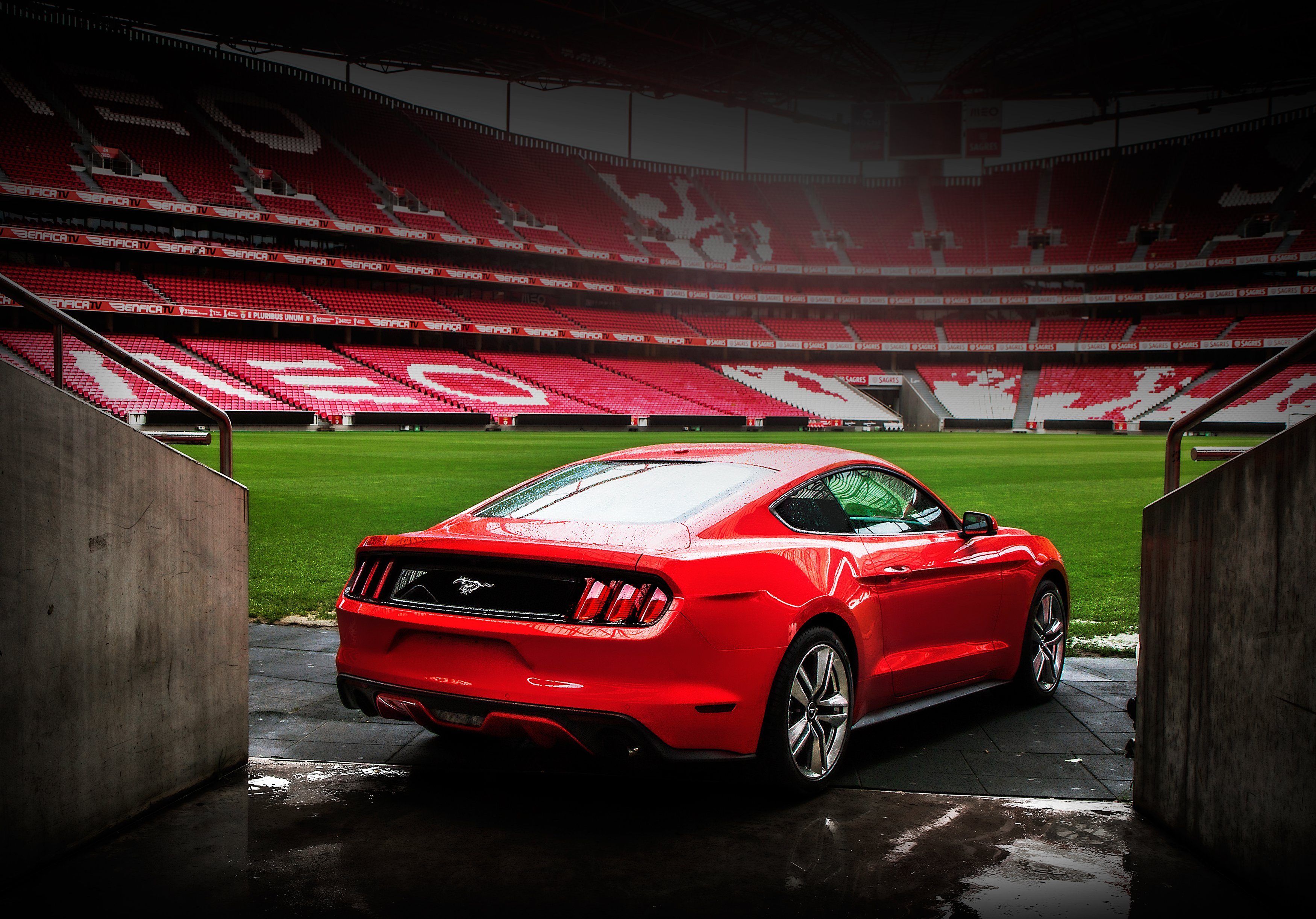 Ford Mustang 2015 Schweiz