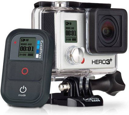 GoPro Hero3+ Motorsport - Road Trip Must-Haves