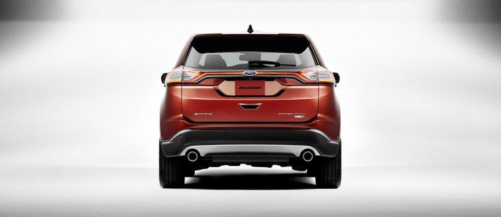 Ford Edge 2015 Europa