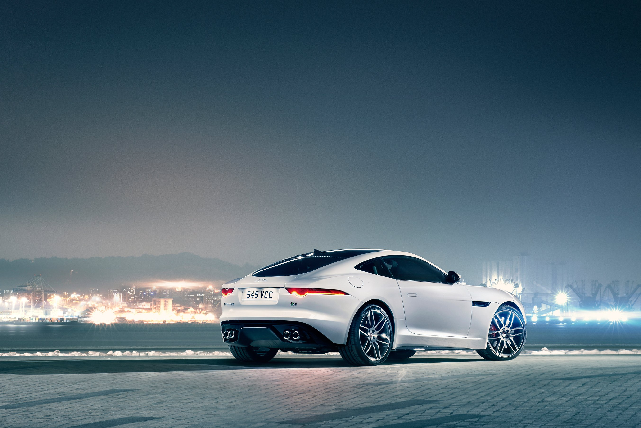 #FtypeRoadtrip Jaguar F-Type R Coupé