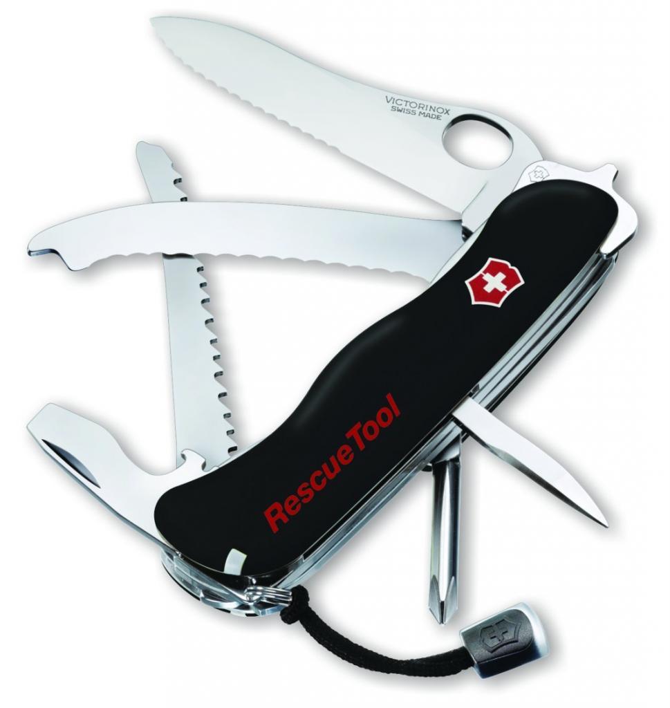 Victorinox Rescue Tool (Schwarz)