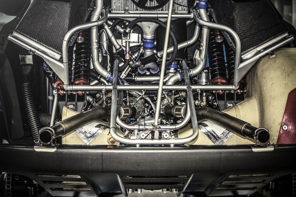 Peugeot V6 TDI