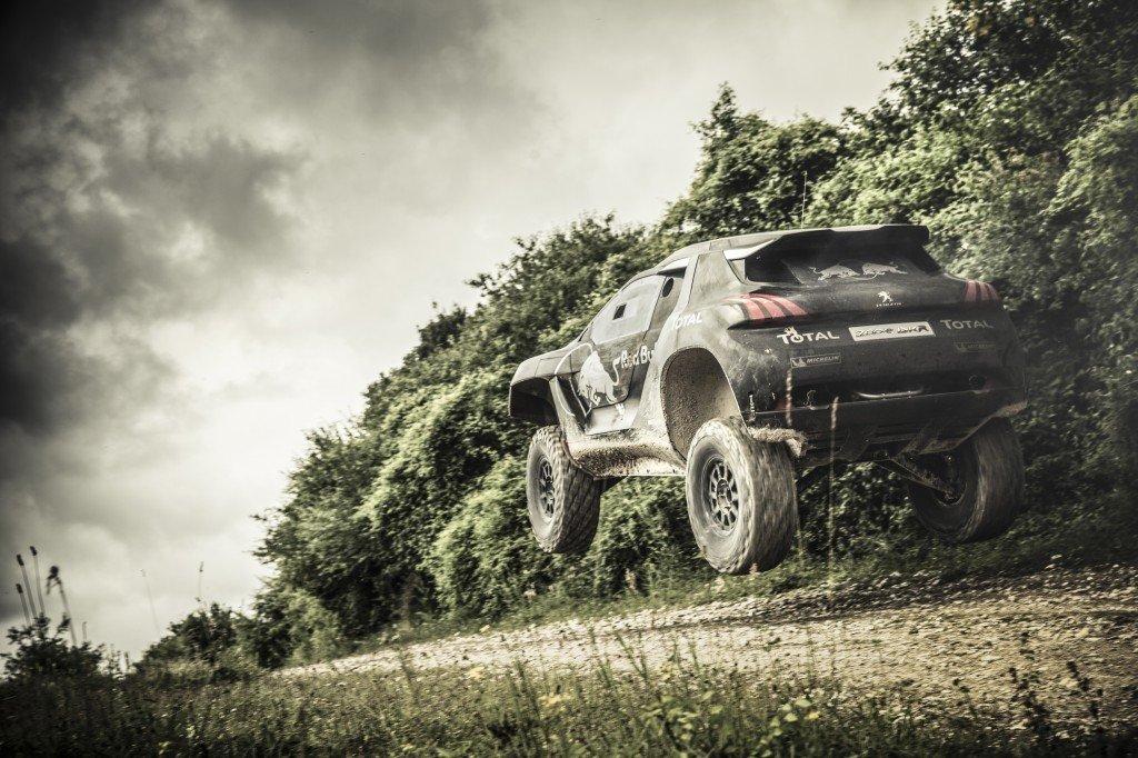Peugeot 2008 DKR - Rallye Dakar 2015