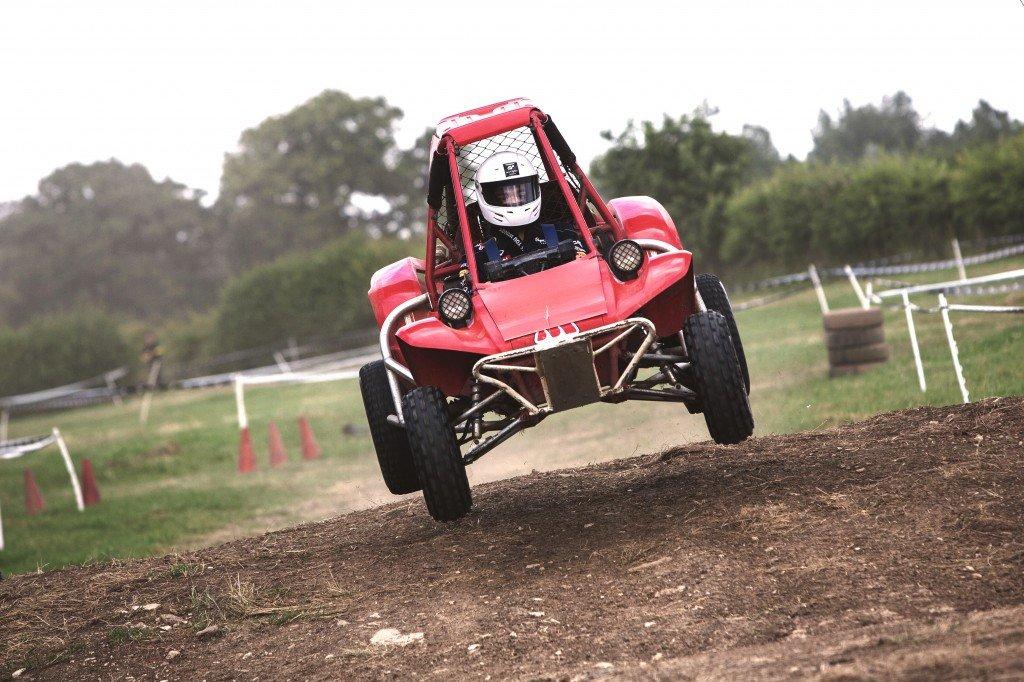 GT Academy: Buggy Challenge