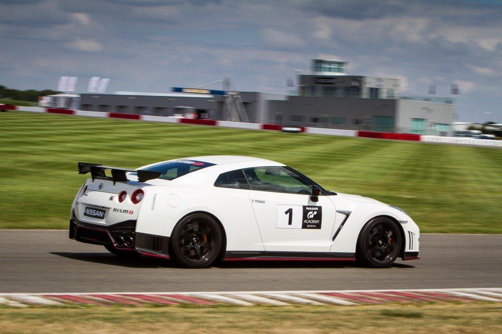 Nissan GT-R Nismo Silverstone