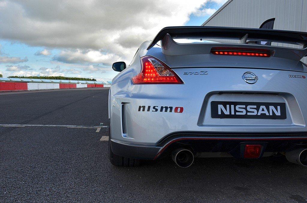 Nismo GT Academy 2014