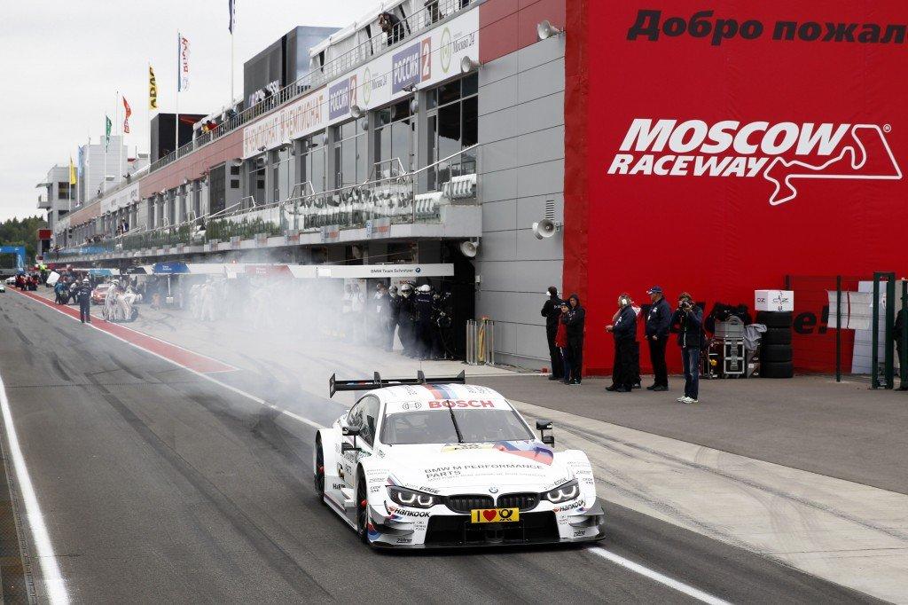Maxime Martin: Erster DTM-Sieg in Moskau