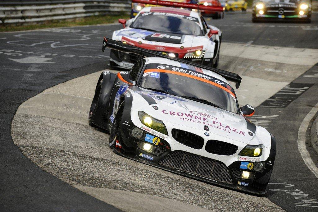 BMW Z4 GT3 - 24h Nürburgring 2014